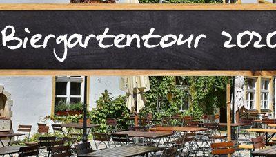 15. August 2020 – Biergartentour 2020